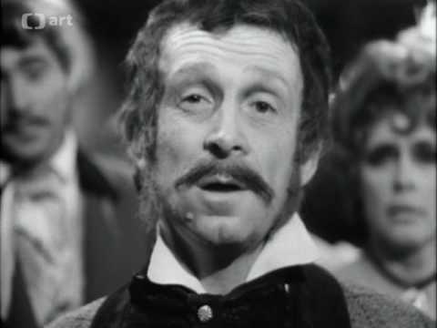 Strýčkův sen (TV-inscenace 1971) STANISLAV ZINDULKA