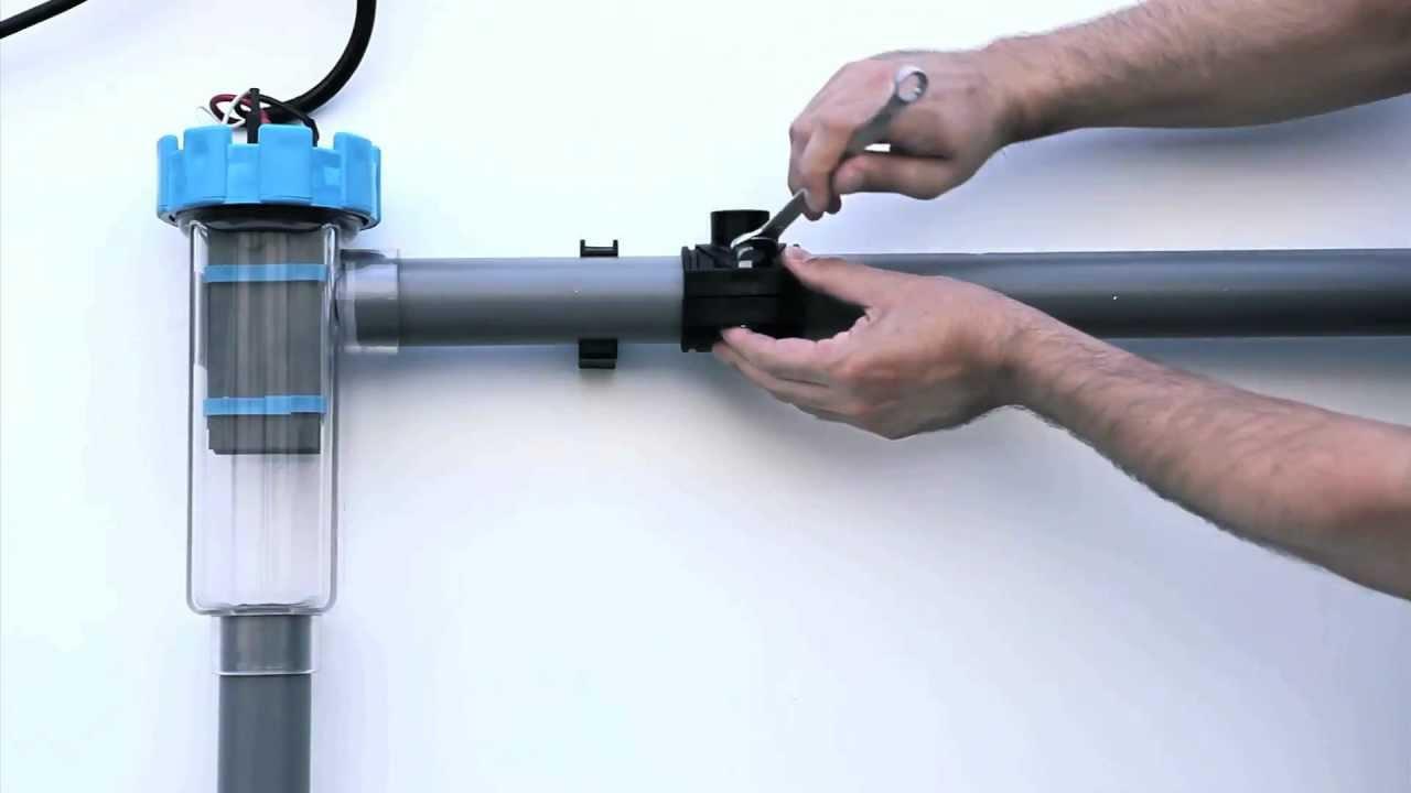 Video cloradores salinos espa ol youtube for Clorador salino casero