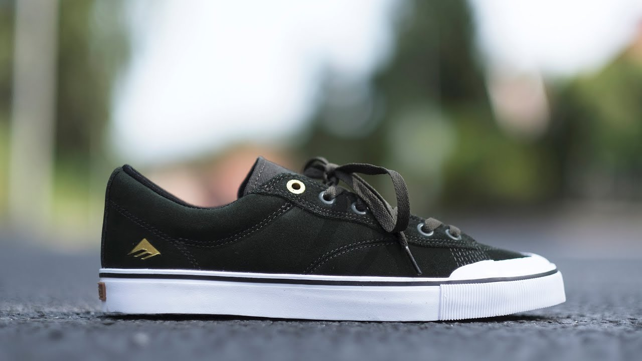 Shoe Wear Test: Emerica Indicator Low X