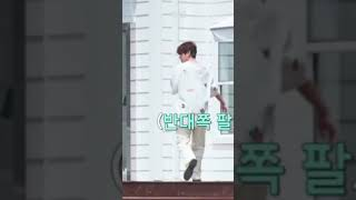 [방탄소년단 뷔]햇빛 시러 곰도리
