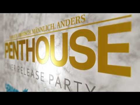 Penthouse Cover Release Party Rudas Studios