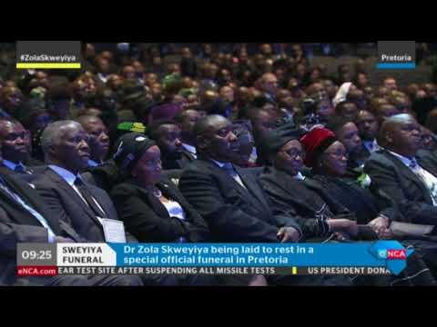 ANC veteran Pallo Jordan pays tribute to Dr Zola Skweyiya