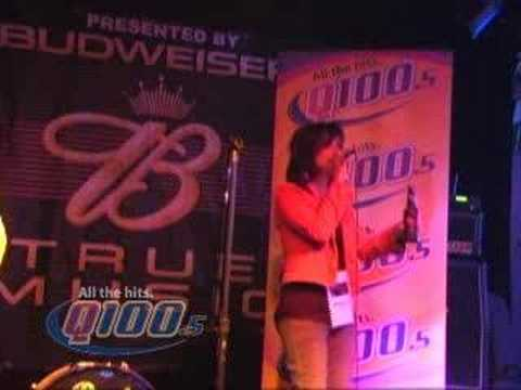 Q100 Atlanta - Step Into The Lime Light - Jenn Rd 1