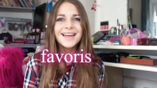 ♥ Mes favoris du moment ♥ Thumbnail