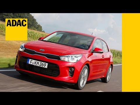 Kia Rio: Motorwelt-Check Und Autotest   ADAC 2017