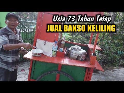 48 TAHUN JUALAN BAKSO KELILING  #1