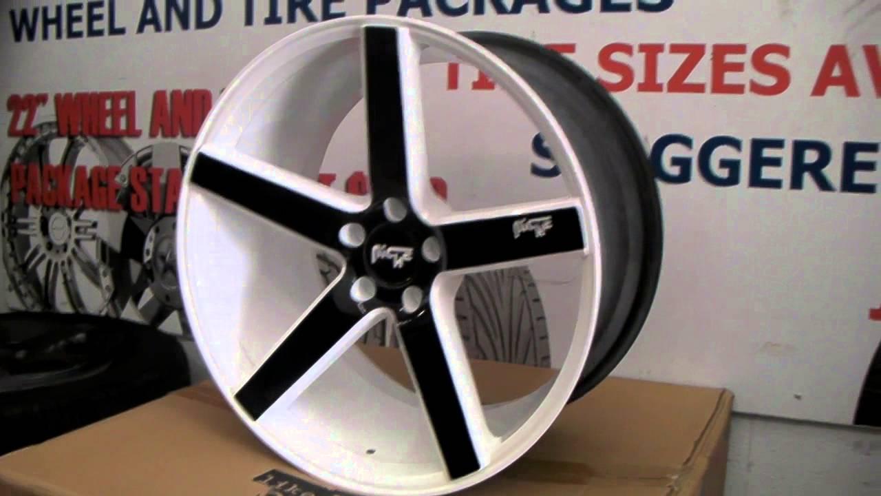 Black Chrome Painted Wheels