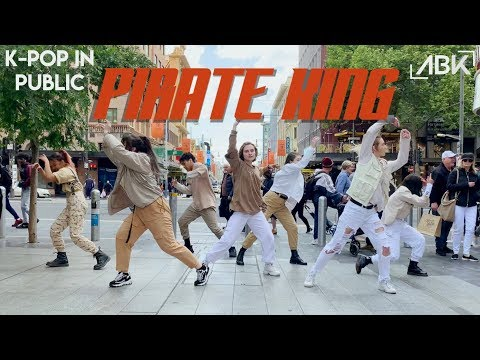 [K-POP IN PUBLIC] ATEEZ (에이티즈) - Pirate King (해적왕) Dance Cover by ABK Crew from Australia