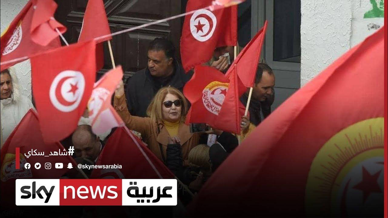 تونس.. نقابة الصحفيين تدين عنف النهضة وتقرر اللجوء للقضاء  - 12:58-2021 / 2 / 28
