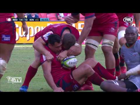 St.George Queensland Reds v Southern Kings - Scoring Plays