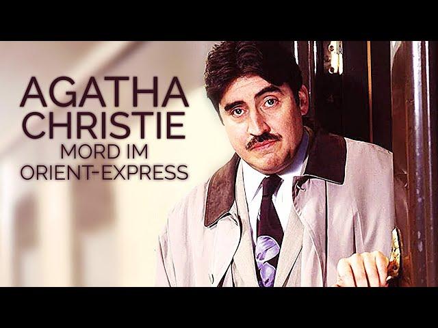 Agatha Christie: Mord im Orient-Express (ganzer Krimi auf Deutsch, Mystery Film in voller Länge)