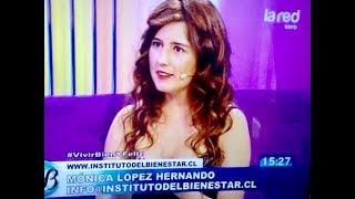 Vivir Bien (La Red): Felicidad - Ps. Mónica López. 17 de Abril 2018