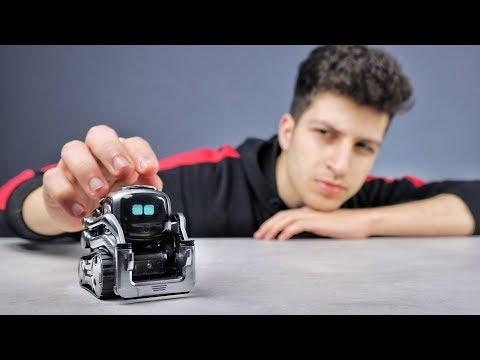 أول انسان آلي في مصر | Cozmo Robot