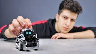 Gambar cover أول انسان آلي في مصر | Cozmo Robot