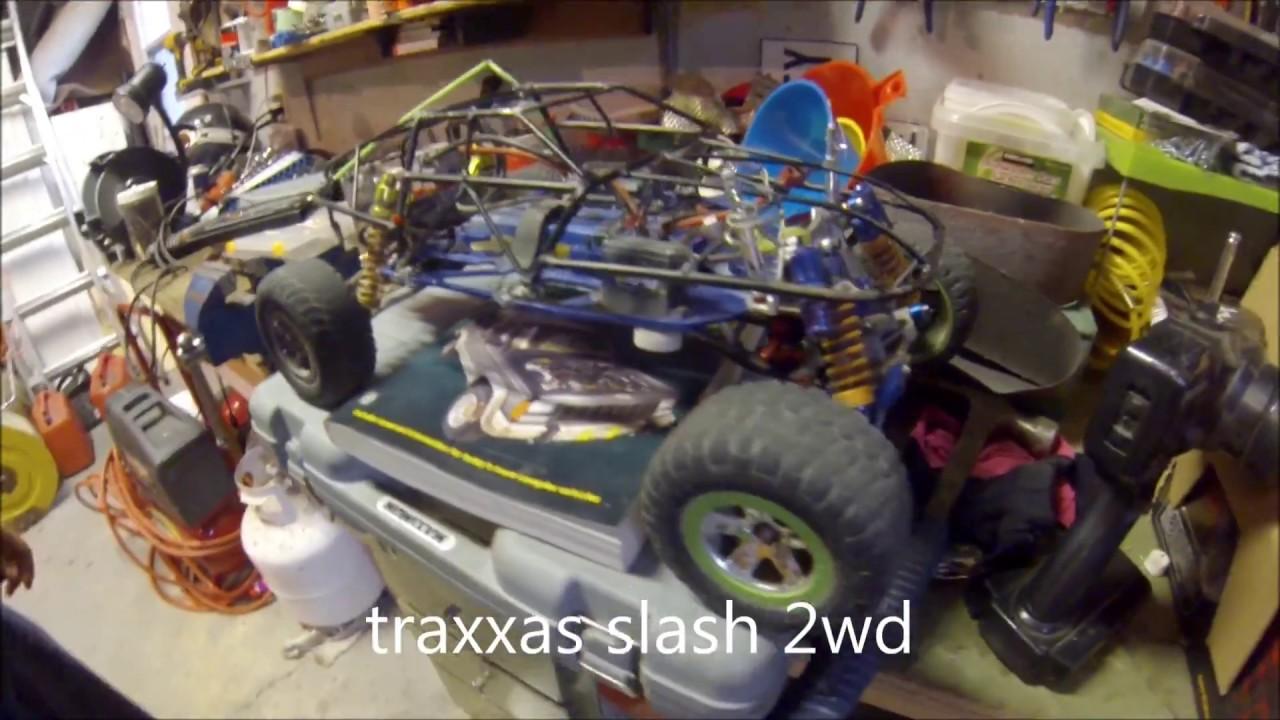 trx slash full integy aluminum
