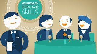 Restaurant Skills Training: How to be a great waiter