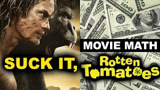 Box Office for The Legend of Tarzan 2016, The BFG, The Purge 3, Finding Dory