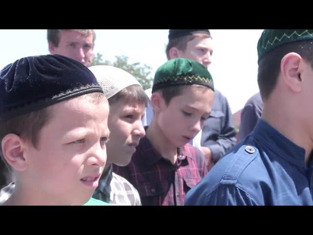 В Ахматовском районе, в поселке Алхан-Чурт была открыта новая мечеть