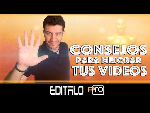 Crea Vídeos como un Profesional