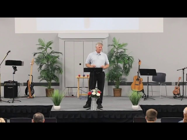 Sunday Worship Service - August 1st, 2021