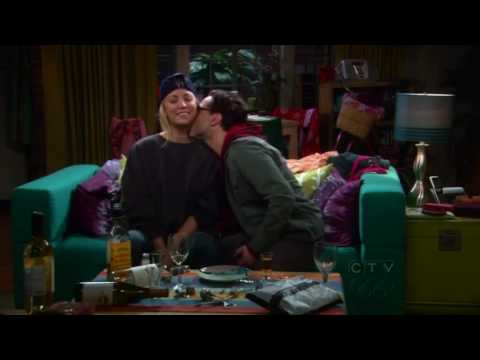 sheldon and penny hook up