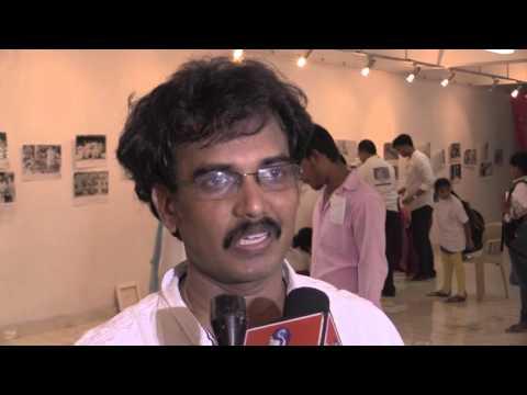 Dr. B.R.Ambedkar 125 Birth Anniversary World Record Painting Event in Hyderabad