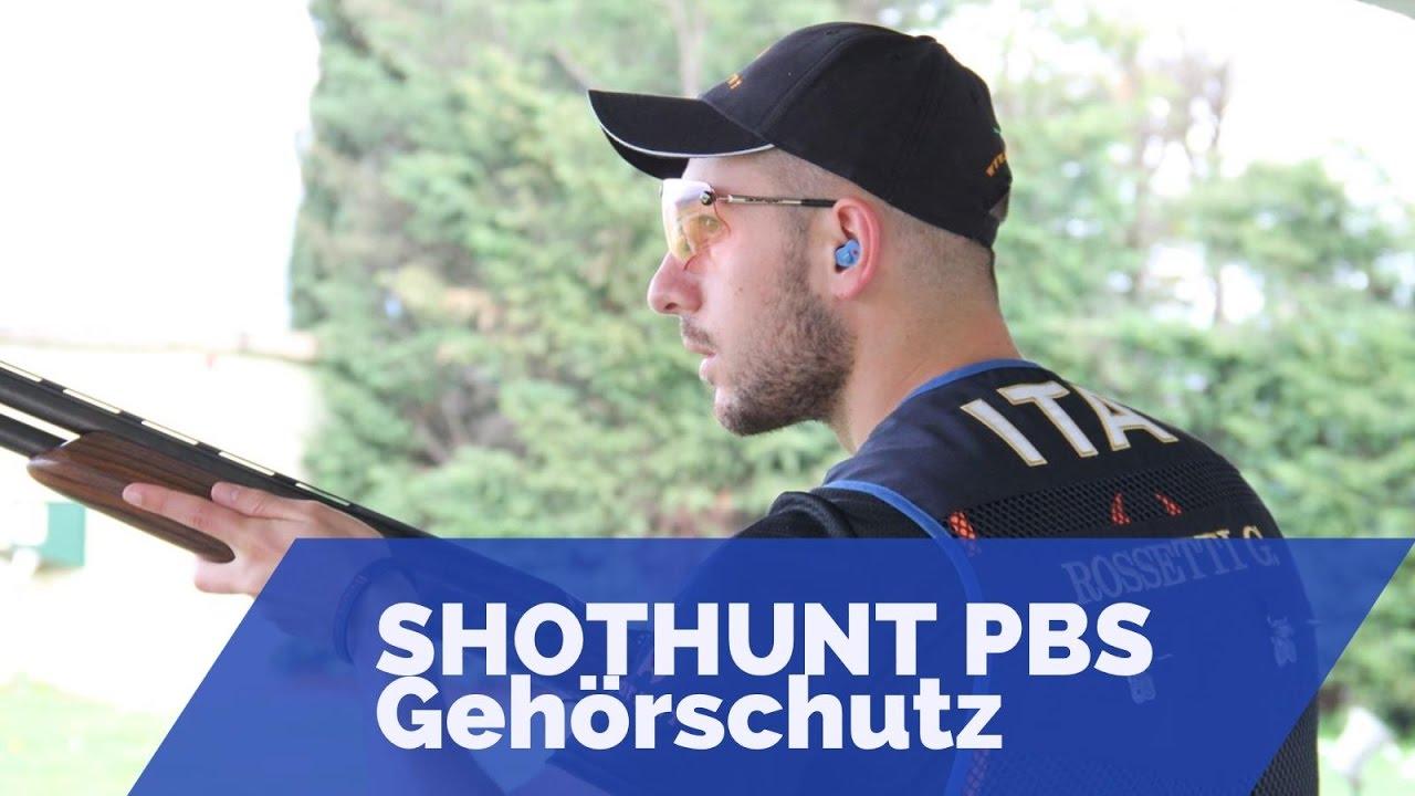 gehörschutz shothunt pbs: ein olympiasieger testet die