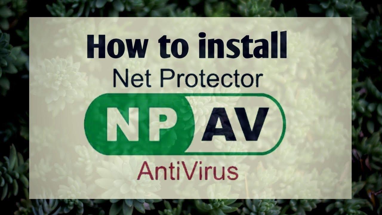 Net protector antivirus 2019 crack product key download youtube.
