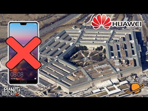 ►THE HIDDEN SECRETS OF HUAWEI   Why Were Banned In The Pentagon And CIA?