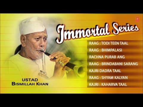 Immortal Series-Ustad Bismillah Khan(Full Song Jukebox) - T-Series Classical Instrumental