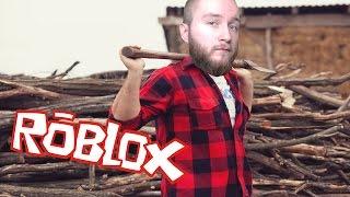 Roblox Po Polsku - Lumber Tycoon 2 #4 /Plaga || Diabeuu