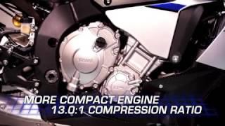 YZF-R1M Innovation - Engine