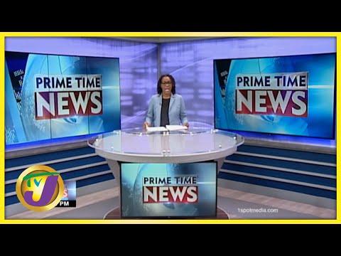 Jamaica's News Headlines   TVJ News - Oct 12 2021