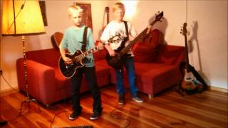 Shaking Spirits - Rock Music - Cover Red Hot Chili Peppers - Purple Haze
