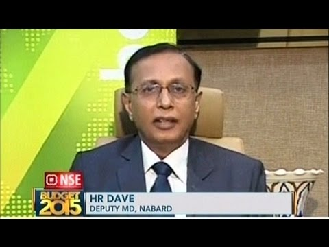 NABARD DMD in a Panel Discussion - Enhancing India's Agrarian Economy