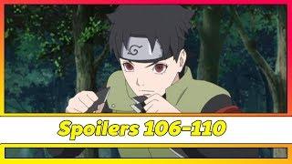 Boruto Episode 106 -110 Spoilers