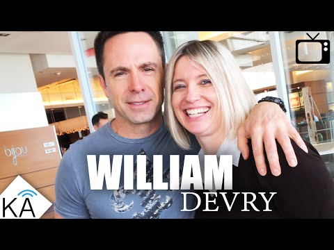 William deVry on The Kelly Alexander