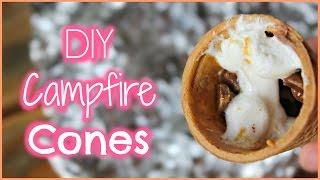 Diy Campfire Cones | Alexa's Diy Life