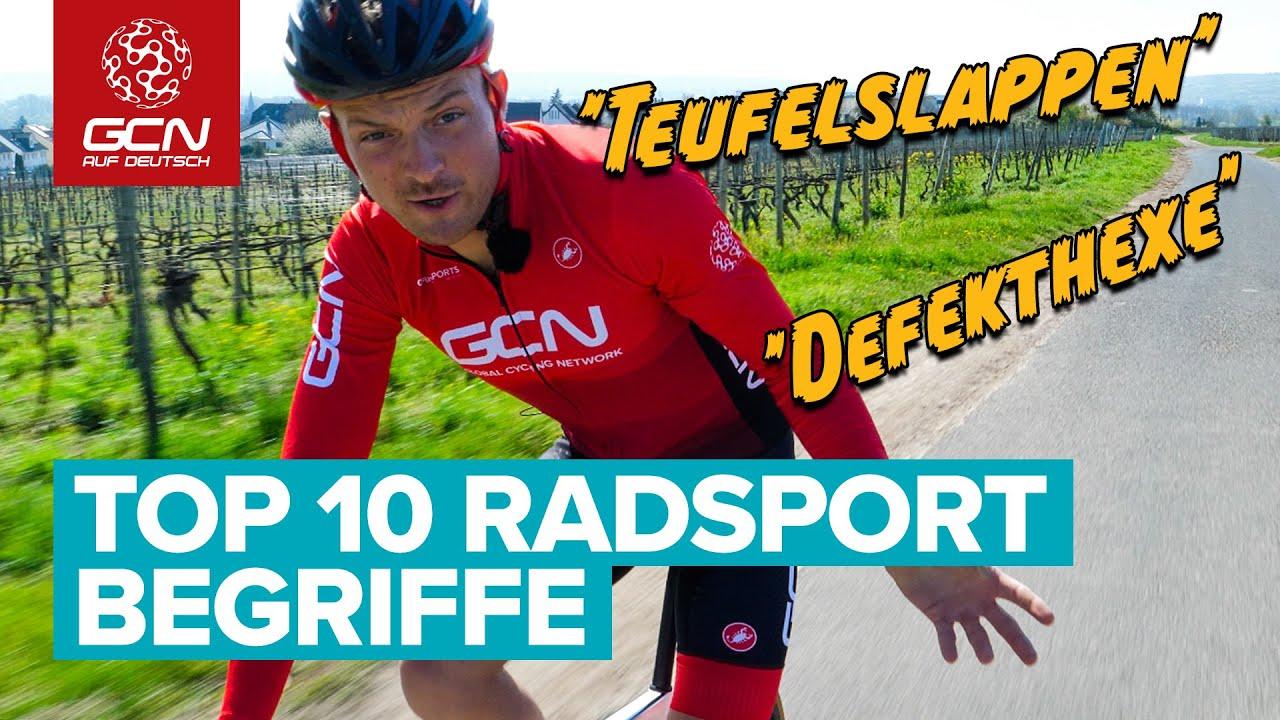 Download Top 10 Begriffe aus dem Radsport Jargon, die jeder Radsportler kennen sollte