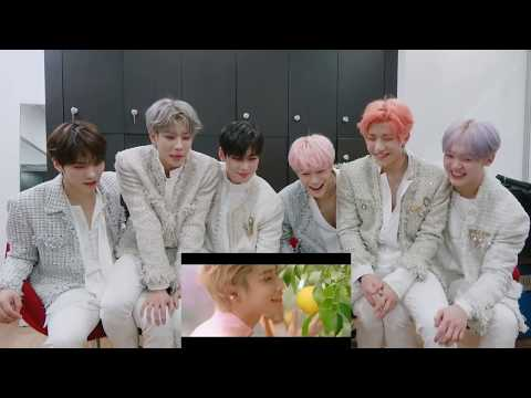 CC ENGSUB ASTRO reaction to &39;All Night전화해&39; MV   ASTRO PLAY