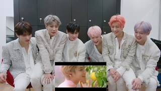 ASTRO reaction to All Night M V FULL ASTRO PLAY