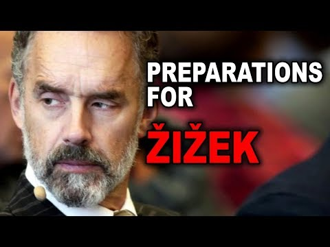 Jordan Peterson: How Have You Prepared For Your Debate With Zizek?