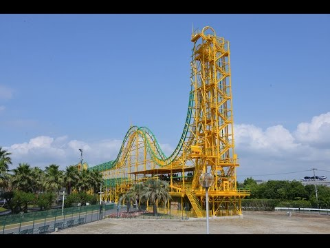 Ultra Twister Nagashima Spaland On/Off Ride English/Dutch version