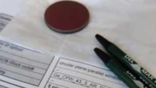 Infrared Thermography Optics sales@dmphotonics.com