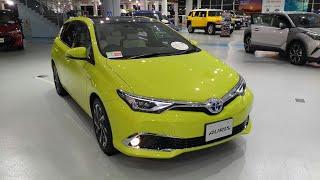 In Depth Tour Toyota Auris Hybrid E180 Facelift JDM - Indonesia