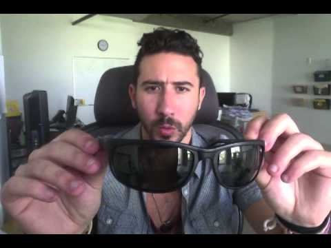 410738579c Ray-Ban RB2027 W1847 Predator Black Sunglasses Review - YouTube