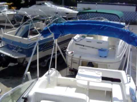 1993 sea ray 230 sundancer  YouTube