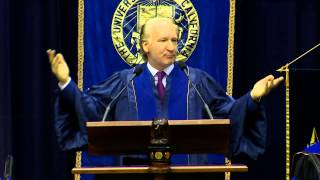 UC Berkeley December Commencement 2014