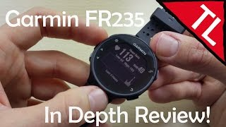 Garmin Forerunner 235: In-Depth Review!