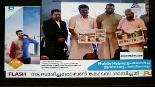 GOODWIN GROUP launched its unique projects, Wooden Homes and Flight Restaurants. Asianet News